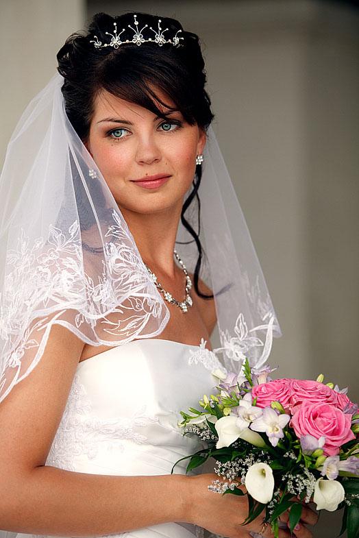 свадебные прически в альметьевске